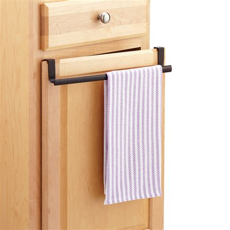 Towel Rack Bronze by Bronze Expandable Towel Rack The Container Store