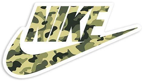Topi Nike Logo Sing 2 sticker nike camo muraldecal