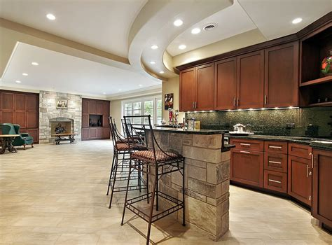 charming home basement bar designs with marble countertop home bar ideas 33 stylish design pictures designing idea