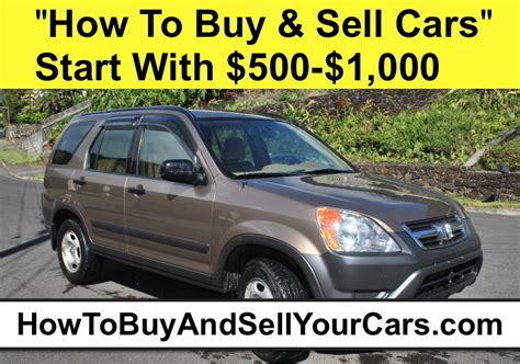 sell a used car how to list a used car for sale carproof how to buy and sell cars start with 500