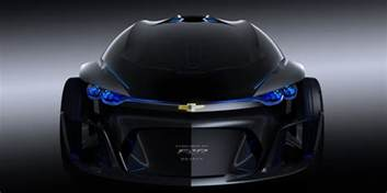 Prototype Electric Cars Of The Future This Chevrolet Fnr Concept Car Is Science Fiction Made