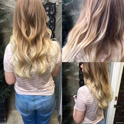 colors hair studio calgary 11 best hair extensions heads images on