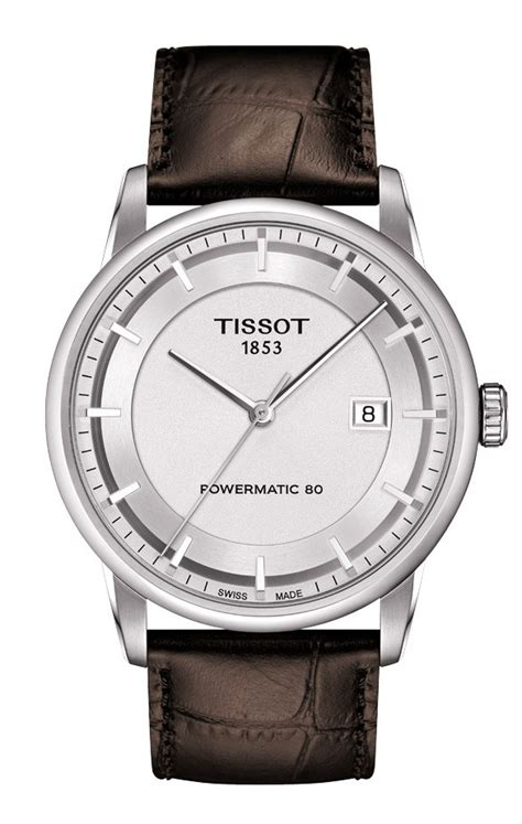 Promo Fossil Fs5000 Leather Vintage Chronograph tissot prc 200 powermatic 80 t0554301601700