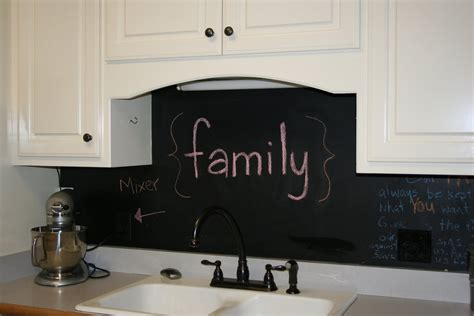 chalkboard kitchen backsplash cupboards kitchen and bath when trends attack kitchen