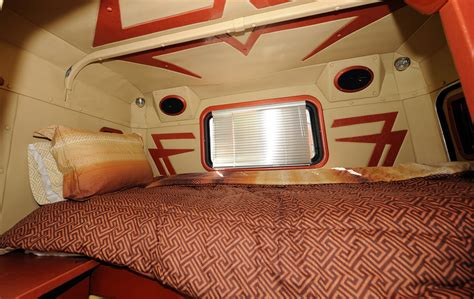 Inside Of An 18 Wheeler Sleeper by Big Rig Interiors On Custom Big Rigs Big Rig