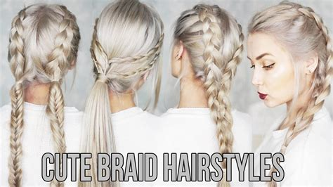 easiest type of diy hair braiding 3 most suitable braid hairstyles for all hair types habbana