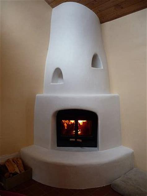 Kiva Gas Fireplace by Kiva Fireplaces