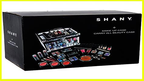 Shany Professional Makeup Kit professional makeup kits from shany cosmetic black