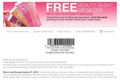 victoria secret swimwear coupons