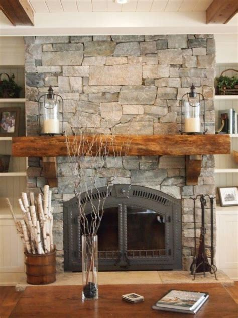 Update Fireplace Surround by Best 25 Cottage Fireplace Ideas On