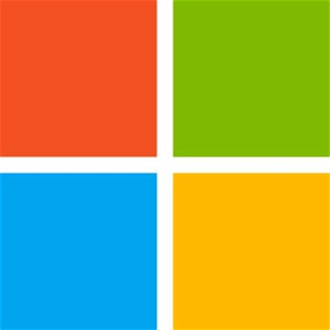 microsoft's new logo is branding fail