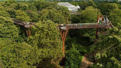Kew Botanical Garden Treetop Walkway Kew