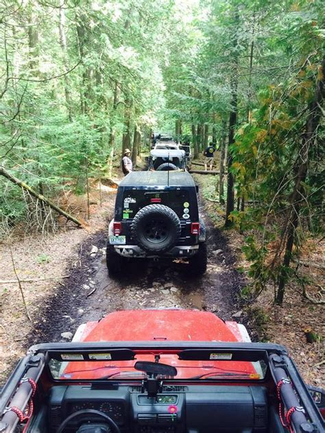 ohio jeep trails 13 best images about places near ohio for offroading on