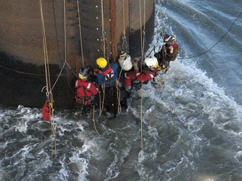 Offshore Welder by Rope Access Welding Offshore Technical Rigging Rope Access Forum
