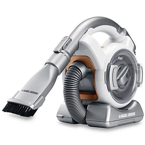 bed bath and beyond handheld vacuum black decker 174 fhv1200 flex vac cordless ultra compact