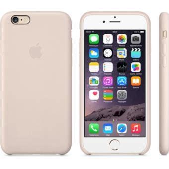 Leather Iphone 6 6s Promo M E coque en cuir apple pour iphone 6 4 7 quot poudr 233