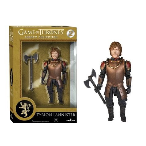 Funko Of Thrones Tyrion Battle Axe official 6 of thrones legacy collection series