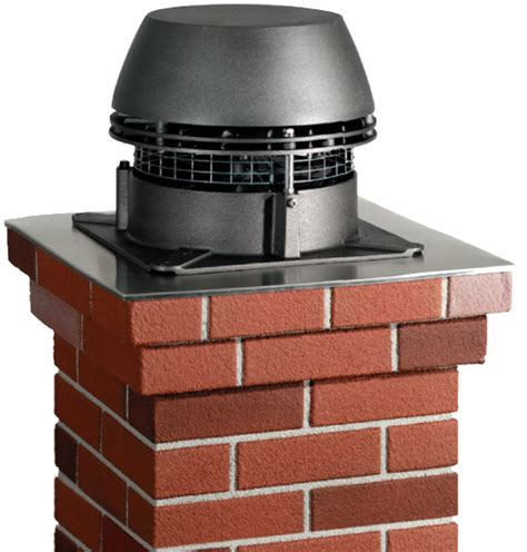 Chimney Exhaust Fan Installation - chimney extractor fan installation exodraft chimney