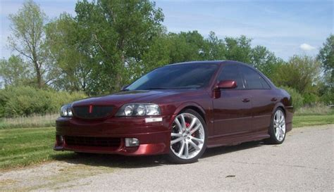 lincoln ls mods