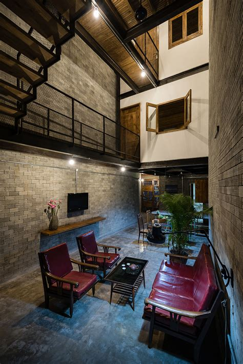 zen home h a gives vietnamese zen house an air of monastery
