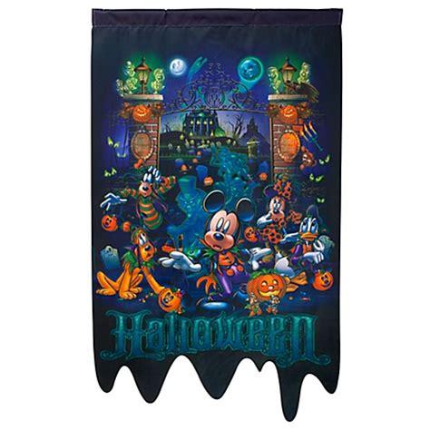 disney yard flag banner halloween mickey mouse the