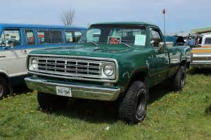 1975 dodge power wagon flickr photo