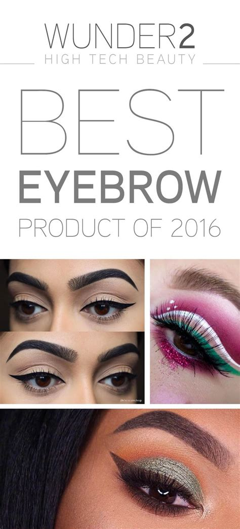 Wunderbrow 1 Step Brow Gel Jet Black Ready Stock 1000 images about lovely makeup on eyeliner younique and makeup