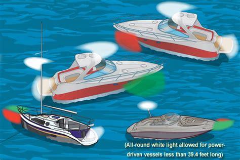 coast guard boat requirements the safety of navigation lights 171 coast guard alaska