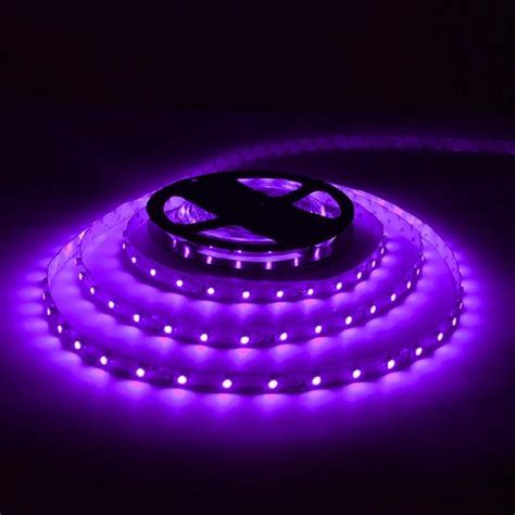 purple led rope light festive lights