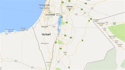 israel google google borra palestina del mapa noticias del mundo eitb