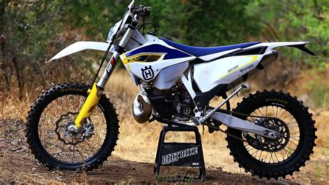 Husqvarn Te 150cc 2015 husqvarna te 300 2 stroke with mike brown dirt bike