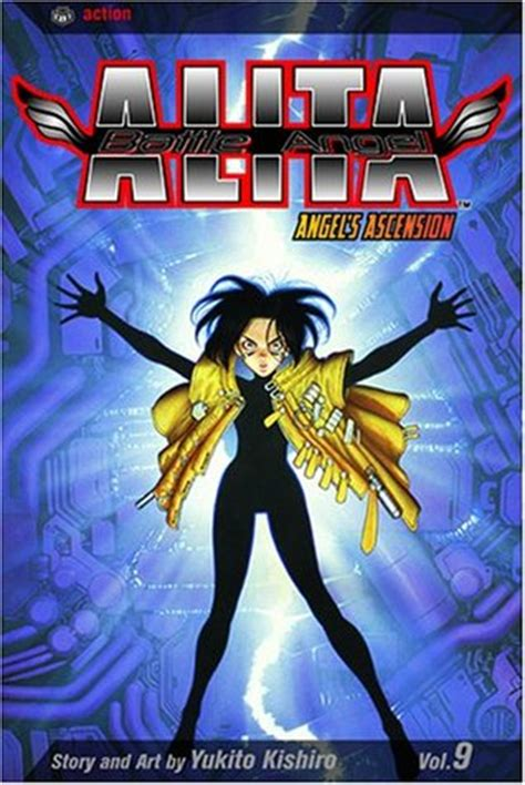 Graphic Novel Aqua Story And By Yukito Kishiro Rapih Da battle alita volume 09 yukito kishiro books