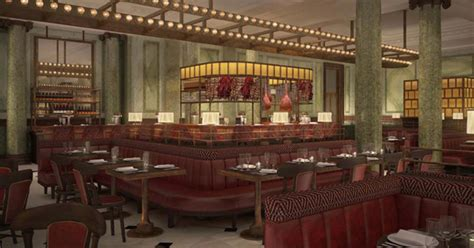 Rosewood Dining Room by Dining Room Rosewood Holborn Delicatessen To Open At