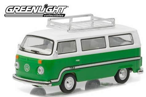 Greenlight V Dub 1978 Vw Type 2 Chagne Edition Ii 1 greenlight collectibles club v dub modelmatic