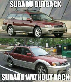 subaru baja blacked out subaru baja with blacked out grille bumper bar and