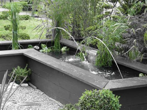 fontaine a eau pour jardin eau jardin paysagiste 224 pourrain et auxerre cr 233 ation de bassins fontaines et jeux d eau