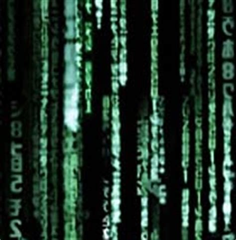 Matrix Tv Digital matrix raining code tv tropes