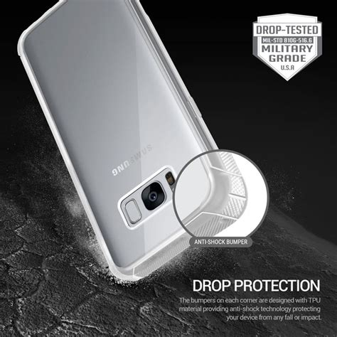 Obliq Shield Samsung Galaxy S8 Plus Clear obliq shield samsung galaxy s8 plus