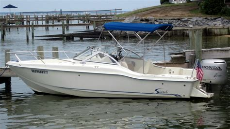 how many hours does a boat engine last 2002 scout dorado 202 dc w 4 stroke the hull truth