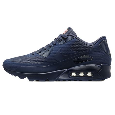 Ni8ke Hyperfuse nike air max 90 hyperfuse qs independence day navy