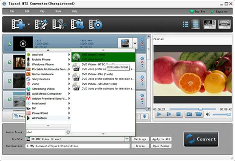 format dvd vob how to convert mts m2ts to vob for dvd authoring burning