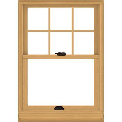 door with hung window 400 series tilt wash hung window