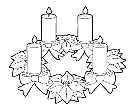 imagenes de velas navideñas para dibujar velas navide 241 as para dibujar imagui