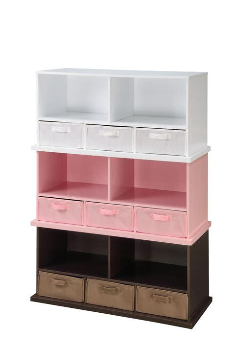 Stackable Shelf by Badger Basket Stackable Storage Shelf By Oj Commerce 77
