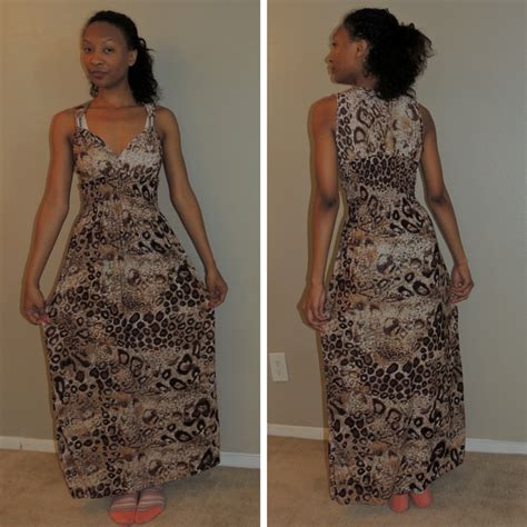 Into You Maxi Dress diy how to turn a maxi dress into a jumpsuit world new