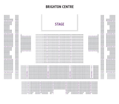 brighton centre floor plan the brighton centre theatre