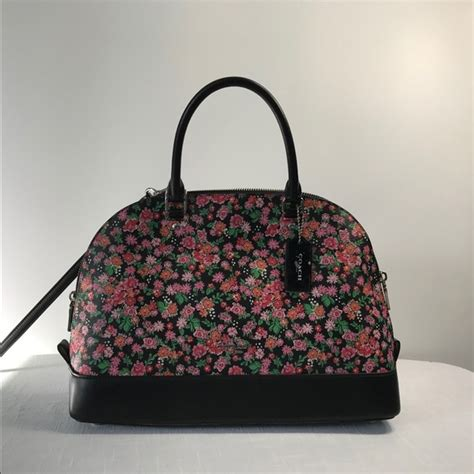 Preloved Leather Satchel Bag 70 coach handbags preloved coach f57622