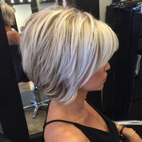 how to blow out a stacked bob best 25 thick hair bobs ideas on pinterest bob