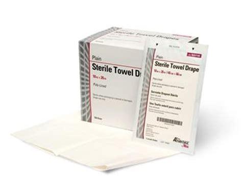 sterile drapes pro advantage sterile towel drapes 18 quot x save at tiger