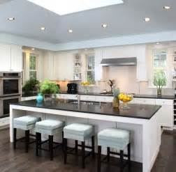 Kitchen With An Island Design Best Cool Kitchen Island Decor On2go